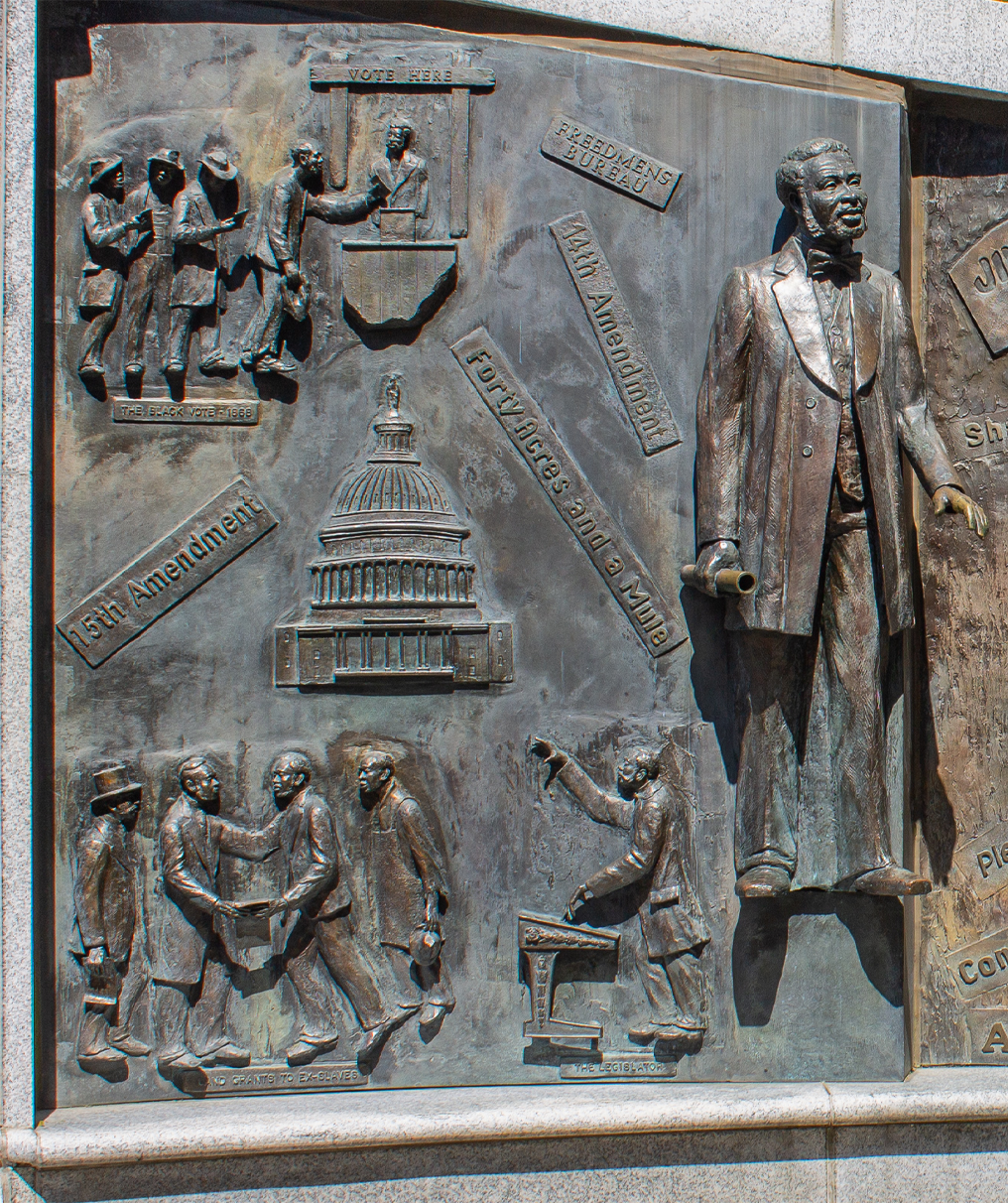 African American History Monument
