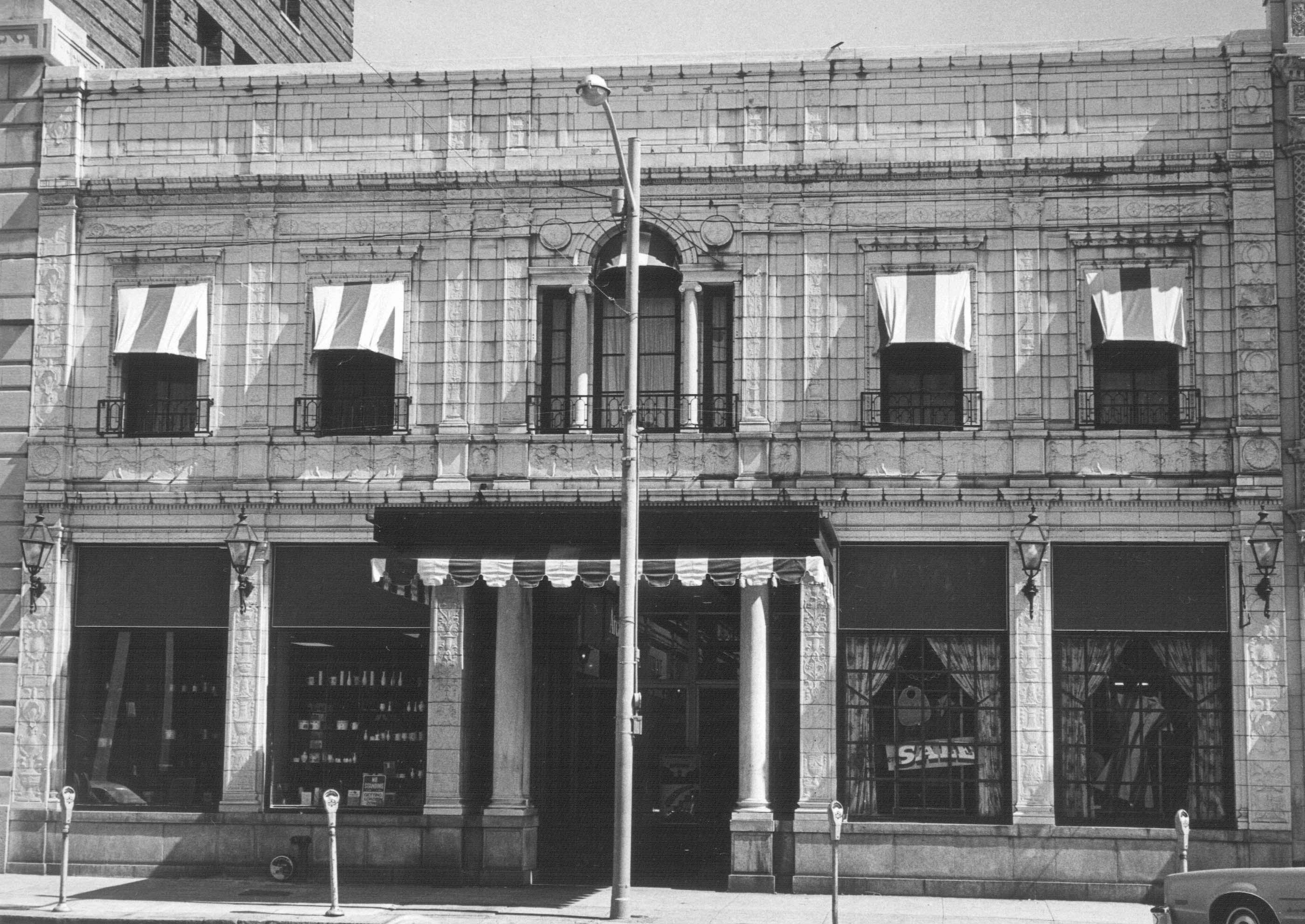Arcade Building 1970s