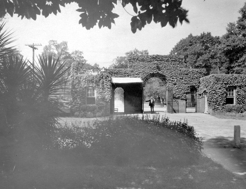 Bull Street Historical Image