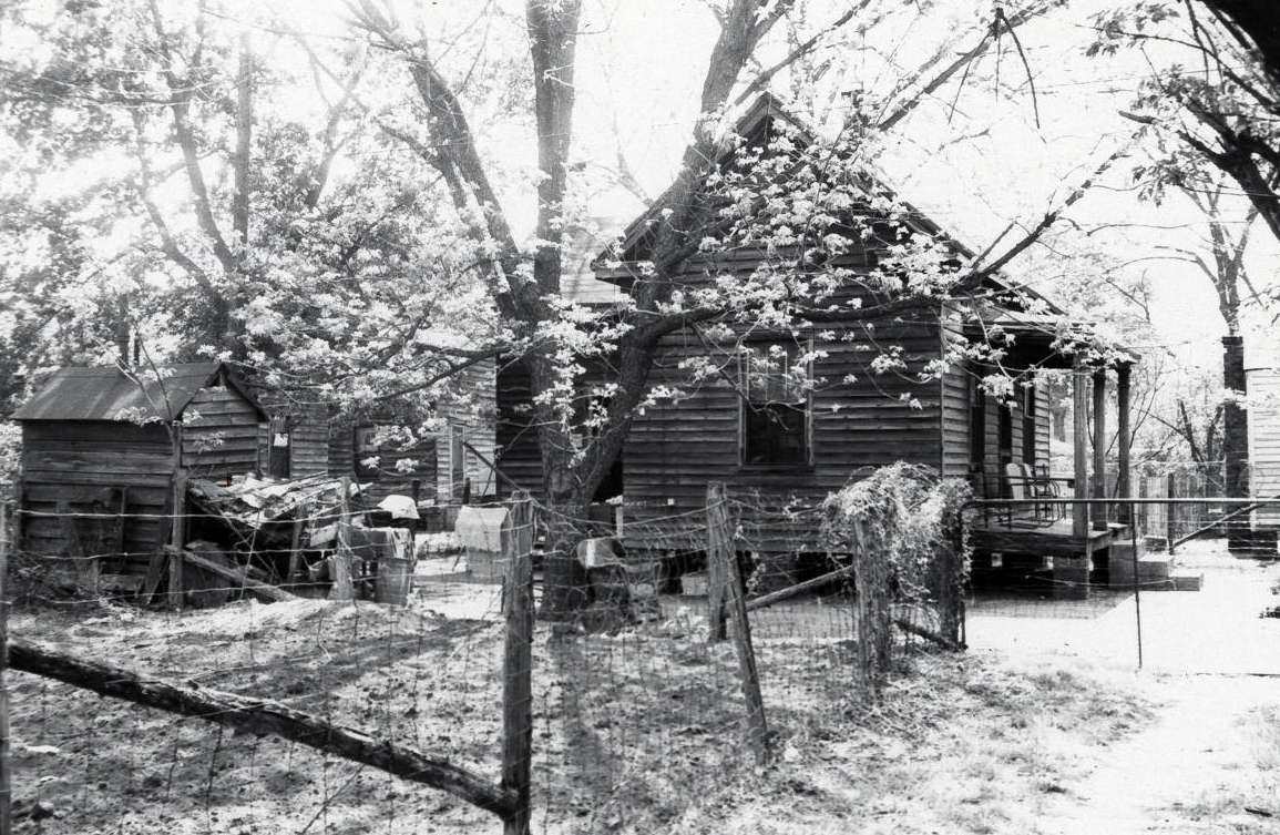 Marion Street historical image