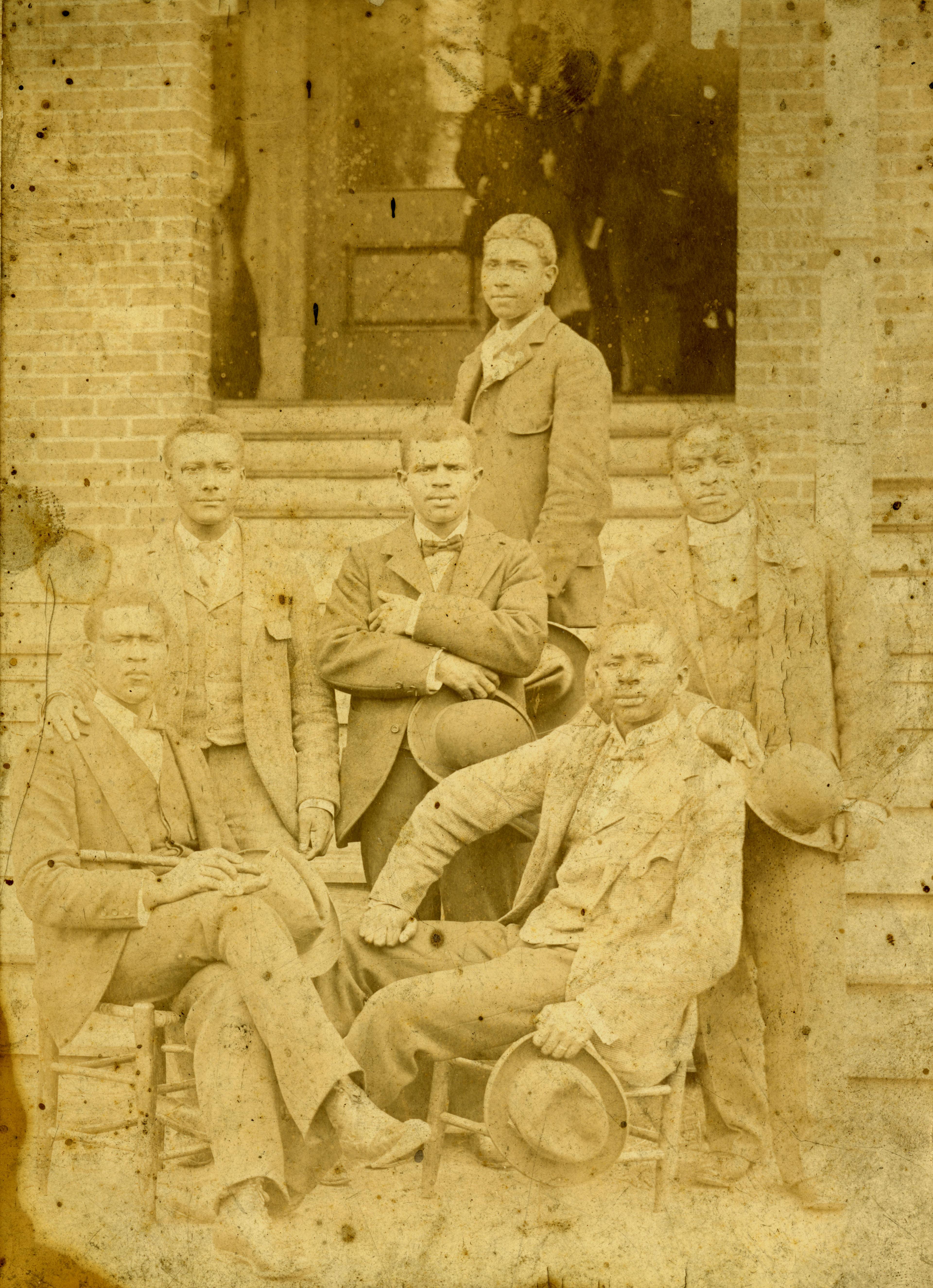 Allen University Students