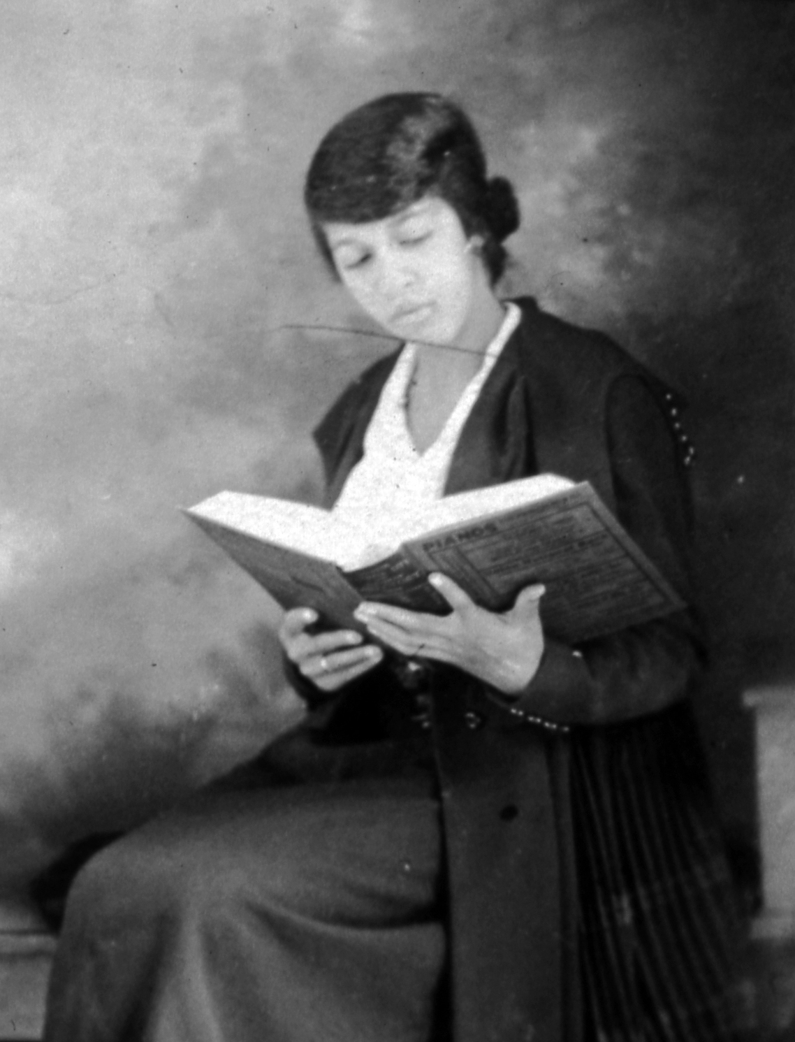 Modjeska Simkins reading