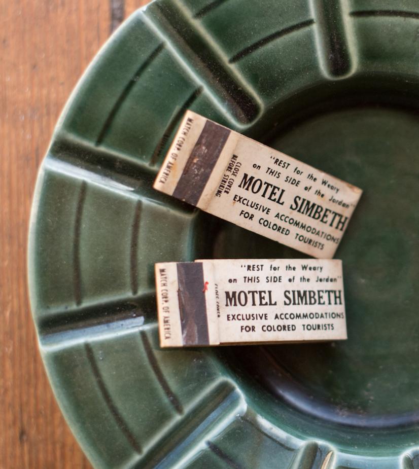 Motel Simbeth Matchboxes
