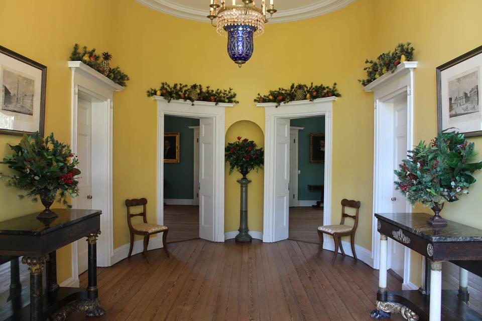 Robert Mills House foyer